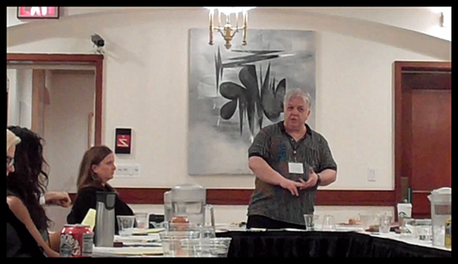 Blogging - SEO and the Solo Practitioner - BNI Presentation