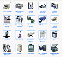 J. H. Finch Inc is a worldwide supplier of business equipment such as paper cutters, currency counters, shrink wrappers and vacuum sealers.